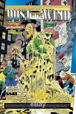 Amazing Spider-Man Vol. 2 #17 Marvel 2008 (Original Art) Splash Pg 2 John Byrne