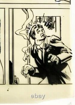 Daredevil #167 p. 8 Frank Miller / Klaus Janson Original Marvel Art