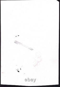 Dave Stevens ORIGINAL comic art WHAT IF #16 p. 31 SHANG CHI MOKF Hoberg Wray 1979