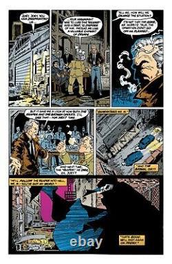 Detective Comics #578 p. 2 Batman Year Two by Todd McFarlane Original 11x17 Art
