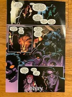 Ed Mcguinness Original Art Amazing X-Men Issue 1, Page 16
