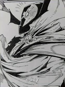 Greg Capullo SPAWN Original Art Issue 89 Page 13 Signed 3x Capullo, Mcfarlane