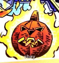 Hobgoblin Original Production Art 1992 Impel Marvel card cel Spider Man comic