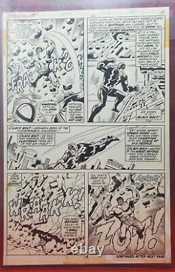 Incredible Hulk #175 Pg. 18 Original Art
