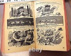 Jack Davis ORIGINAL comic art page MAD Magazine parody Horse Racing Triple Crown