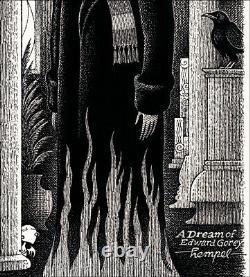 Marc Hempel Original Sandman Art A Dream of Edward Gorey