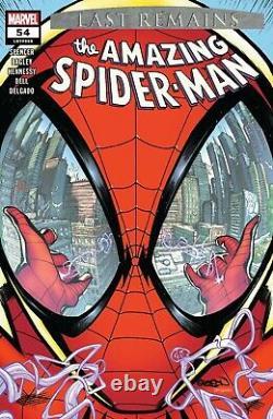 Mark Bagley 2020 Spider-man, Kindred, Order Of The Web Original Art