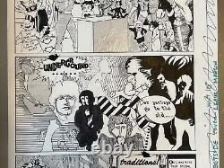 Original art John Adkins Richardson