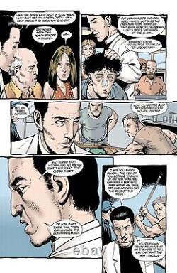 Preacher (1995) #1 Comic Page Original art Steve Dillon Garth Ennis The Boys