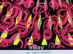 Rare Charles Burns Black Hole Screen Print Serigraph Comic Art Original Poster