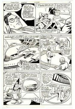 Superman #360 Page 10 Original Art (DC, 1981) Curt Swan