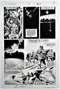 Wolverine #34 Page Original Art Logan Historic Origin Art Marc Silvestri X-Men