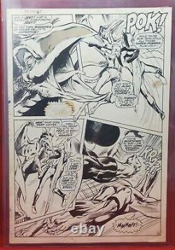 X-Men #61 Pg. 8 Original Art